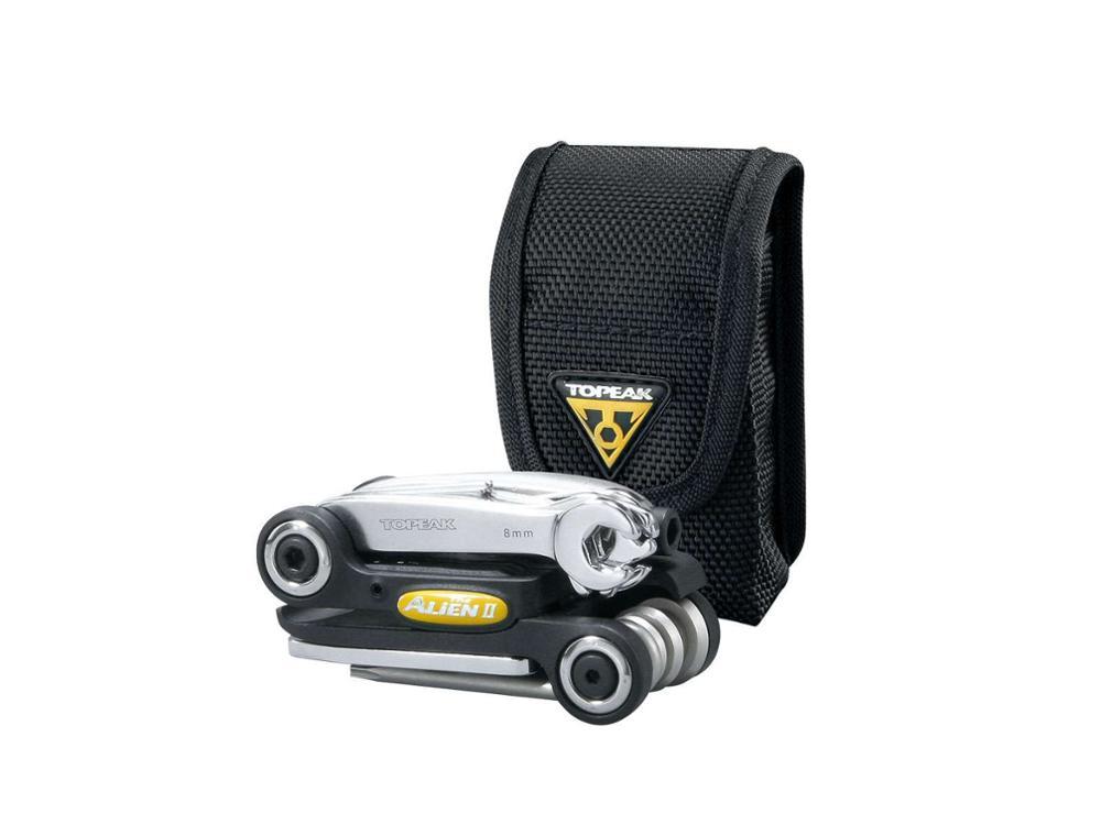 Topeak TT2353 ALiEN II vélo multi-fonction outil Kit vélo de route Reapair clé outil ensemble vtt cyclisme combinaison ultime outil