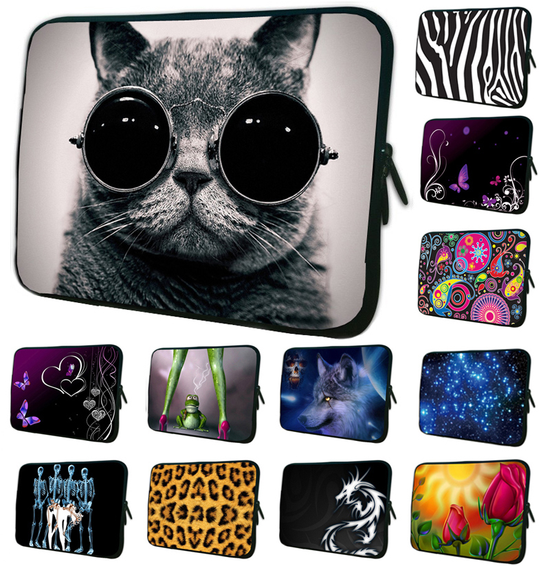 7 8 inch Soft Case To Tablet Sleeve Cover Neoprene Pouch Bags For 7.7 7.9 8.1 Inch Netbook PC Sleeves For iPad Mini Xiaomi Mipad waterproof zipper 10 inch 10 1 9 7 tablet netbook pc sleeve bag soft portable cover cases pouch for ipad air 9 7 1st 2 2nd 4th