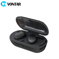 Newest Mini Wireless Earbuds True Wireless Earphone Handsfree Bluetooth Portable Headphone With Charging Box Touch Control