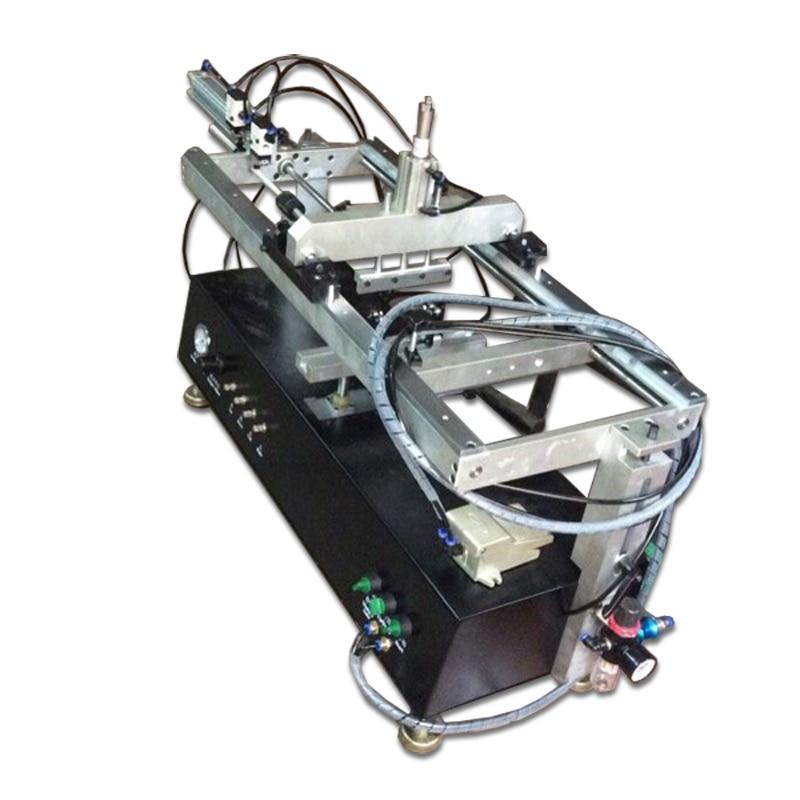 tabletop auto matic plastic bottles silk screen printer machine/plastic bottle printing machine все цены