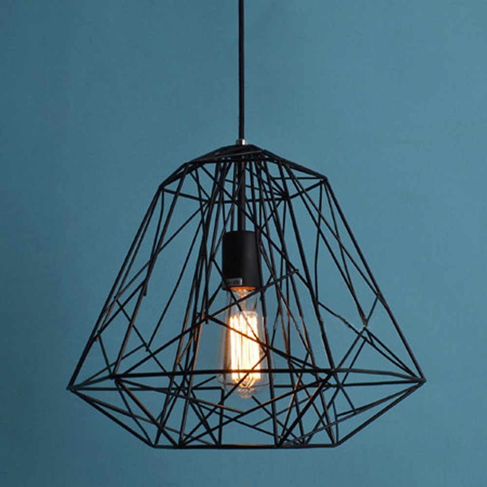 Cord Pendant Lights Vintage Industrial Lighting Bathroom Bar Hotel ...