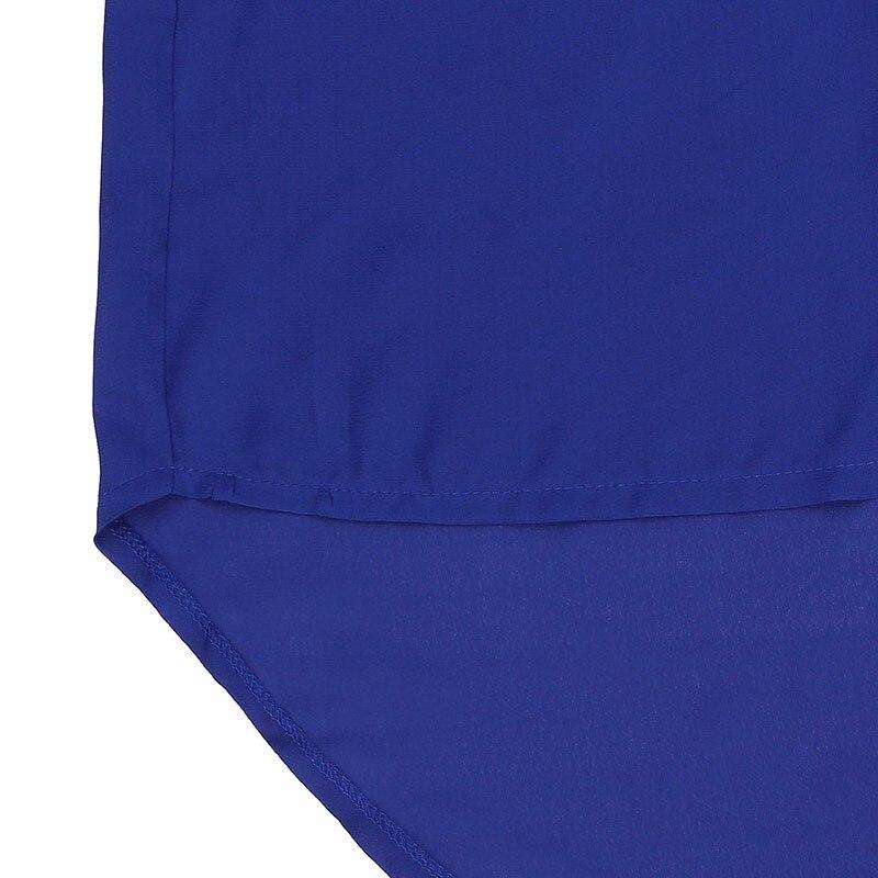 HTB1RKKMLXXXXXXjXpXXq6xXFXXXg - Women Shirt Vestido Bow Long Sleeve Casual Amsymetircal Chiffon