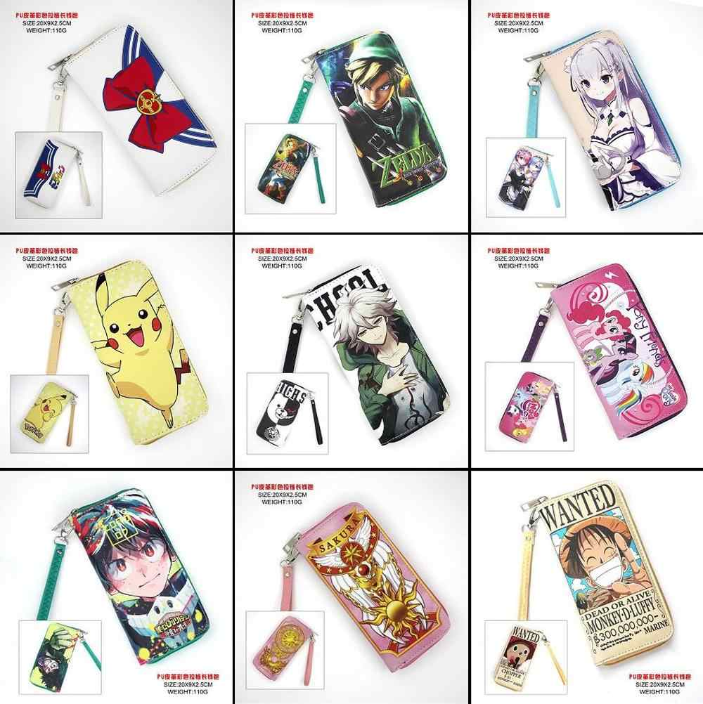 Detail Feedback Questions about Anime cartoon pu wallet Sailor Moon