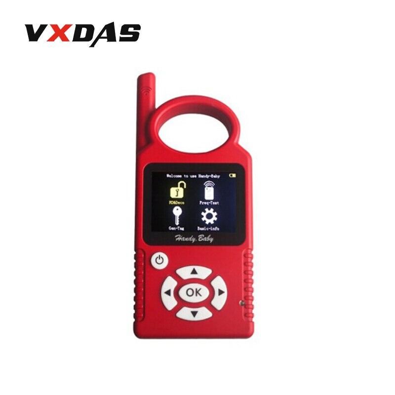 Handy Baby Hand-held Car Key Copy Auto Key Programmer V8.0 For JMD 4D/46/48 Transponder Key Chip Copy Machine  CBAY Chip Program