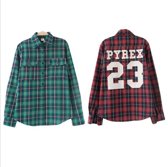 CAMISAS - Camisas Pyrex 2EhDv
