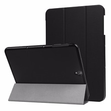 Magnetic PU Leather Case Stand Cover For Samsung Galaxy Tab S3 9.7 T820 T825 T829 + gift