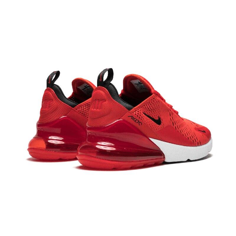Nike Air Max 270 Hommes chaussures de course en plein Air de Sport Respirant à lacets Durable chaussures de jogging Marche Designer Athletic AH8050 - 4