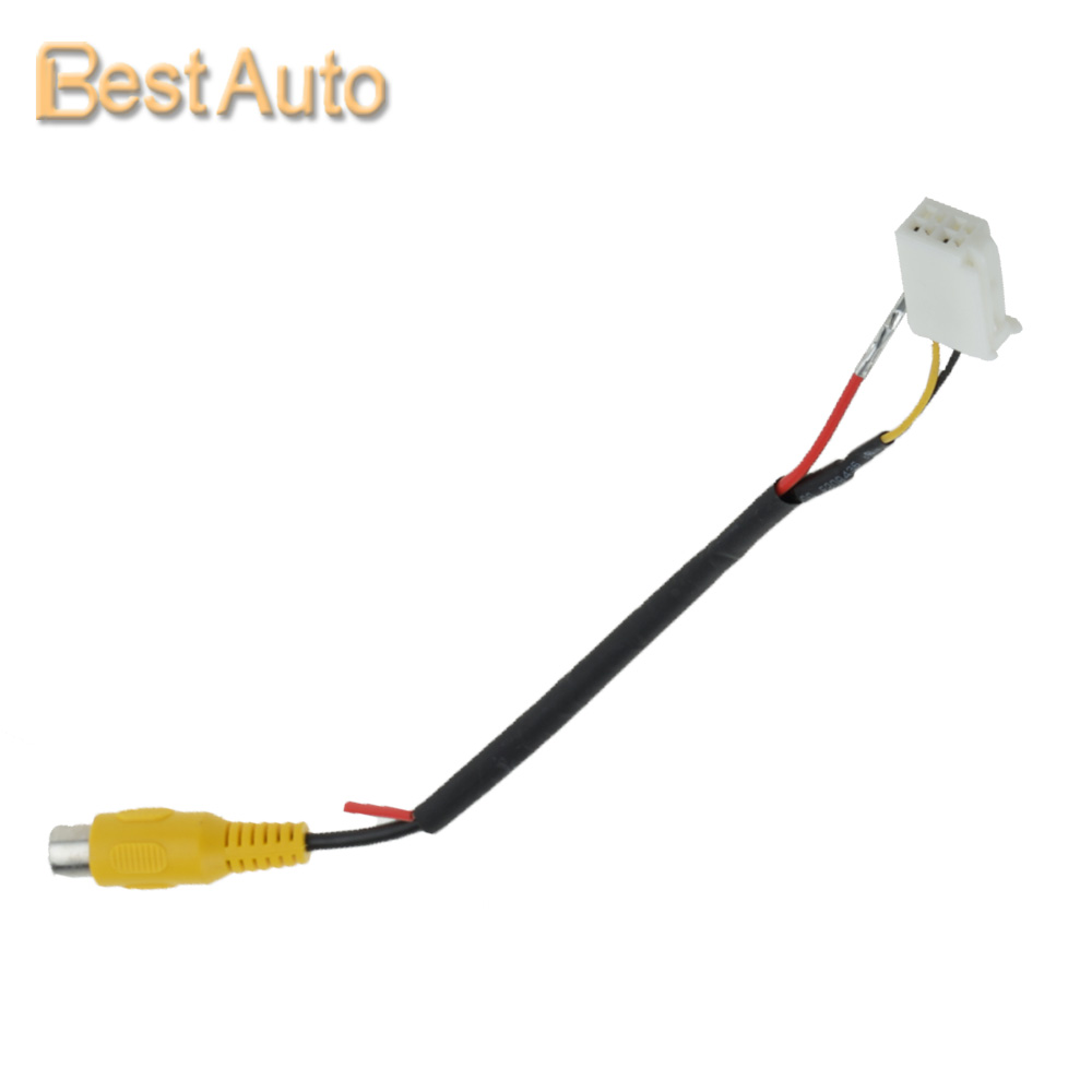 In Stock C4 Connection Cable For Mazda Cx 5 Reversing Camera To Oem Mx 3 Rear Wiring Harness Monitor Without Damaging The Car Vehicle From Automobiles Motorcycles