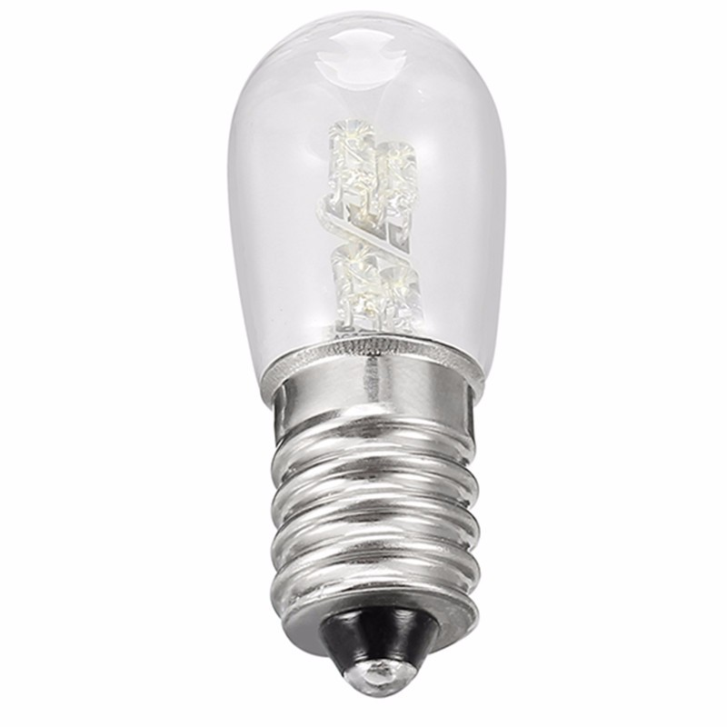 LED E12 E14 LED Pure White Warm White 4 LED Pea Candle Light Lamp Bulb AC110V AC220V Mini Portable Smart High Bright Desk Lights