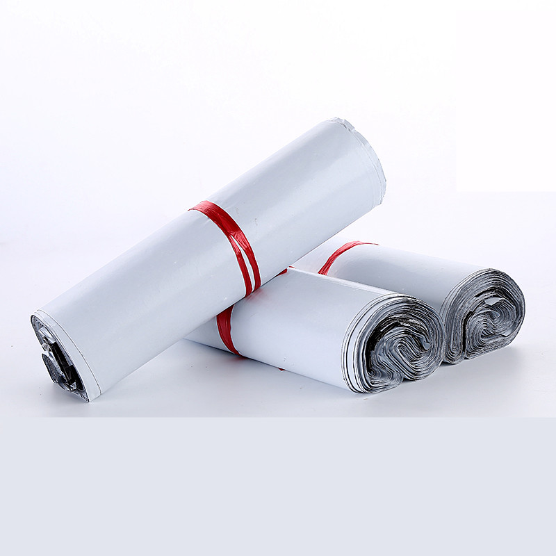 Mail Packaging Poly Mailer Package Shipping Plastic Mailing Bag By Envelope Courier White Wholesale Bulk Self-Adhesive Supplies