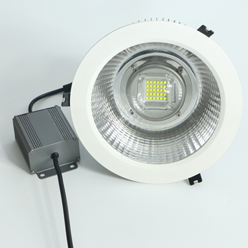 Light Industrial Gas Turbine: Led High Power Down Light Industrial Lamp 100W 120W 80W