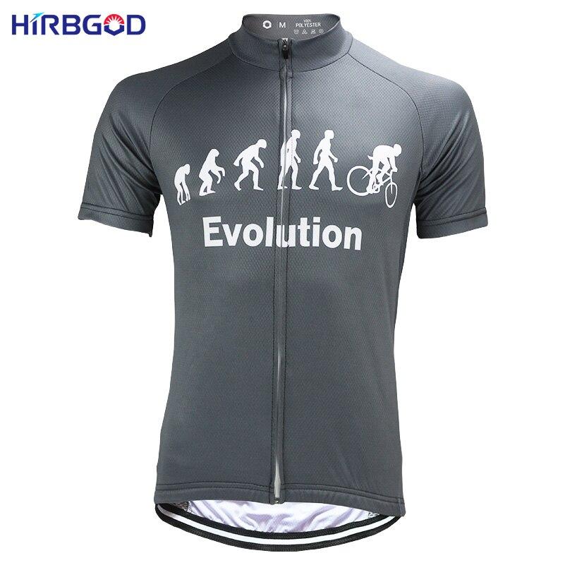 Prix pour HIRBGOD 2016 Hot Évolution Respirant Hommes Cyclisme jersey Maillot Ciclismo Manches Courtes Vélo Vêtements VTT D'été Clothing, NM128