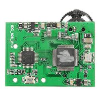 1PC DIY Micro DVR VCR Module Mini Video Recorder Support Record Playback SD Card Board Integrated
