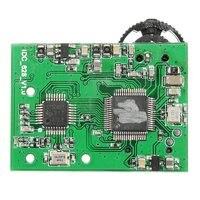 1 PC DIY Micro Moduł Mini Rejestrator Wideo DVR MAGNETOWIDU Wsparcie Odtwarzania Rekord Karta SD Pokładzie Układy Scalone