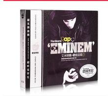 2018 Rushed Real Pvc Hard Bag Avril Lavigne Cd Box Set Marsha Free Shipping: Music Cd Disc Eminem / English Rap Sealed