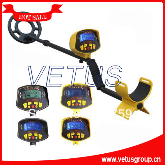 md 3010ii metal detector manual