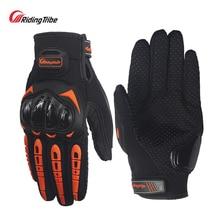 Riding tribe motorcycle gloves motorbike motocross racing gloves moto guantes de motocicleta racing luvas de motociclista