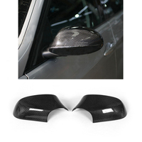 Add On Car Mirror Cover For BMW 1 Series E82 E87 LCI Hatchback 2010 - 2012 Side Mirror Cover Cap Shell