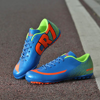 2019 Free Shipping Cleats for Men football boots hall indoor soccer shoes balls for mens futzalki butsy futsal shoes shoe