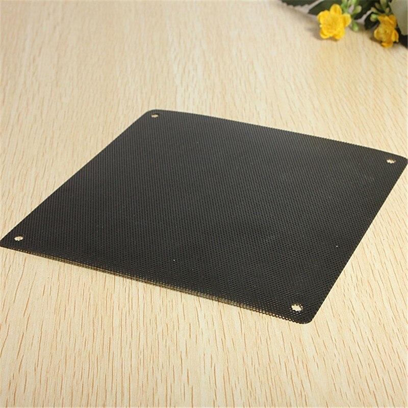 Вентиляторный фильтр для компьютера, 14 см х 14 см, ПВХ, 140 мм, фильтр для защиты от пыли, фильтр для защиты от пыли