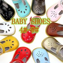 COPODENIEVE high quality children's sandals leather single shoes kids