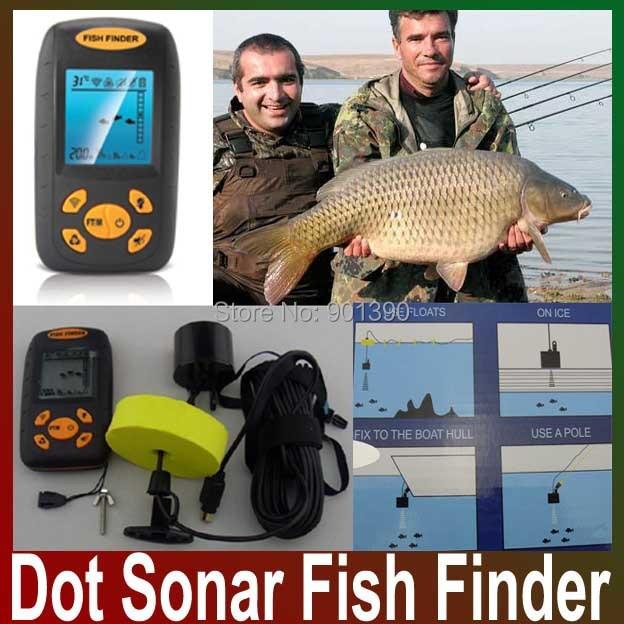 Рыболокатор Fish finder 2015
