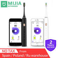 Original Xiaomi Soocare X3 X3S Soocas Electric Smart Toothbrush Waterproof Wireless Charge Android iOS APP Remote Control
