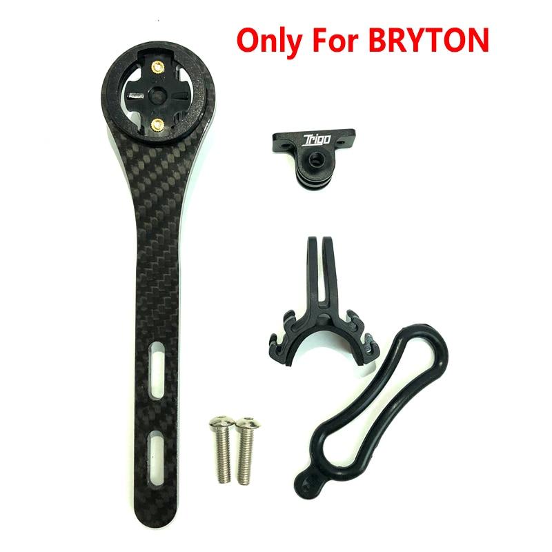 Bryton Rider Ordinateur de Montage pour Garmin Edge 200 520/Bryton Rider310 330 530/CATEYE/Support GoPro Rythme caméra et Lumière Titulaire