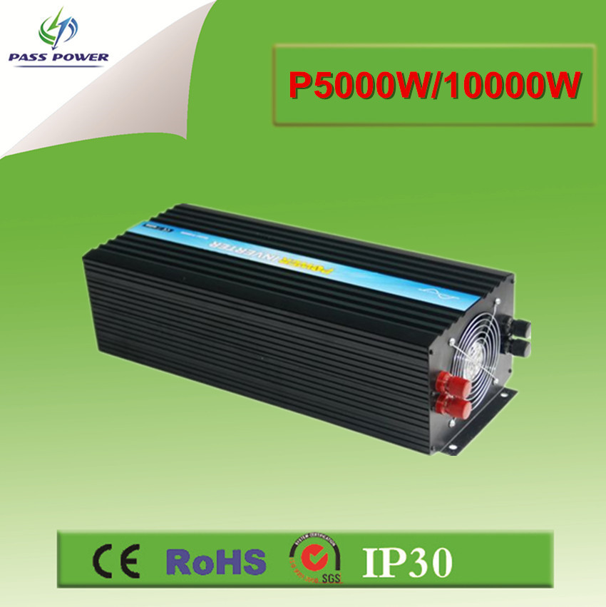 Factory Direct Selling, Off Grid High Frequency Inverter 5000w 12v 24v dc to 220v ac InverterFactory Direct Selling, Off Grid High Frequency Inverter 5000w 12v 24v dc to 220v ac Inverter
