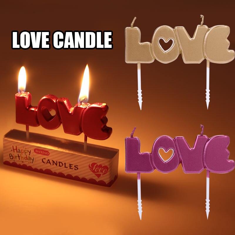 Свечи Буги романтический декор красивый парафин окружающей среды