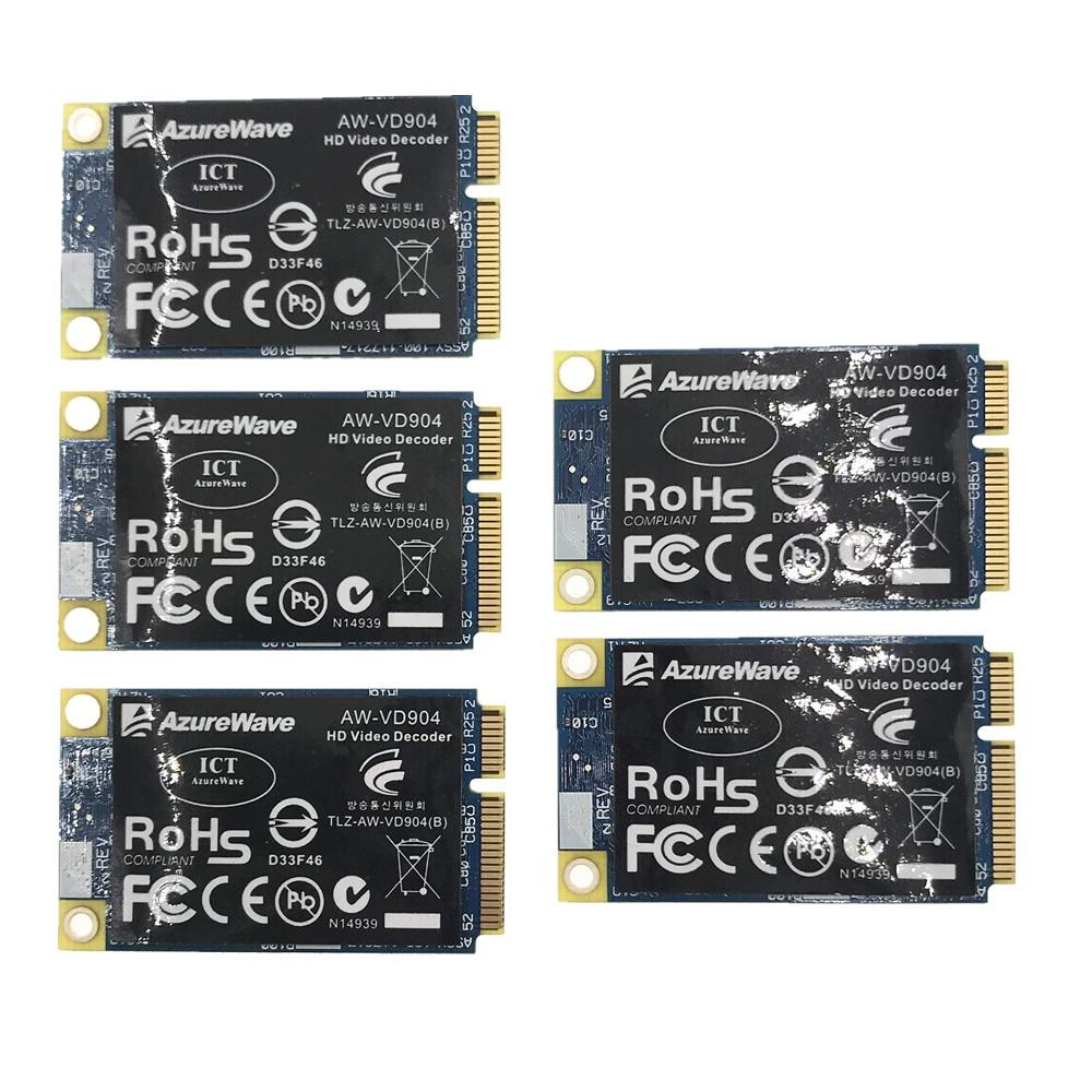 Novo bcm970012 bcm70012 hd decodificador AW-VD904 mini cartão pcie para apple tv para netbooks