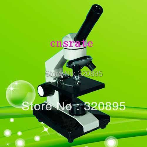 Laboratory ,educational ,student biological microscope with Incandescent Lamp TXS03-02E-1 40x 400x biological microscope with incandescent lamp for laboratory education