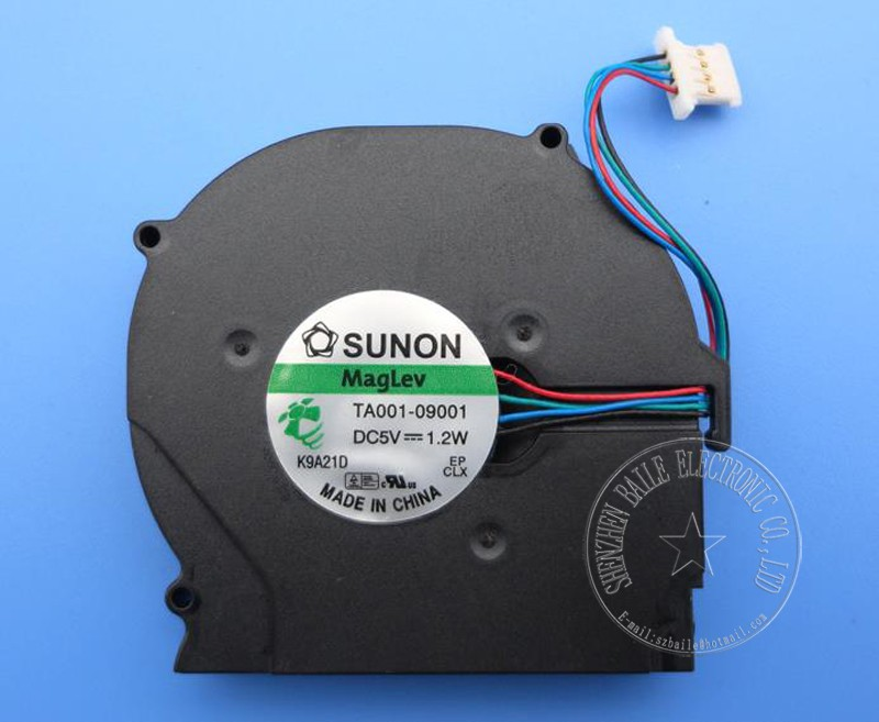 US $6 4 20% OFF|New cooling fan for HP 2710 2710P E2710P 2730 2730P CPU  fan, 100% NEW 2710 2710P laptop CPU cooling fan Good Quality-in Fans &  Cooling