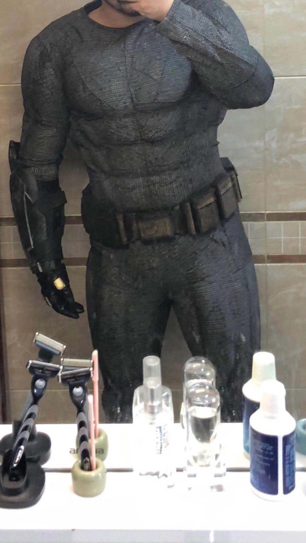 костюм костюм в Бэтмен