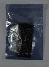 11 * 18cm or  4.33 * 7.09inch Anti Static Shielding Bags Zipper lock Top waterproof self seal ESD Anti-Static pack bag 50pcs/bag