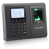 ZKTeco F2 TCP/IP 125Khz RFID Card(optional) & Fingerprint Access Control with Time Attendence Security System for Door