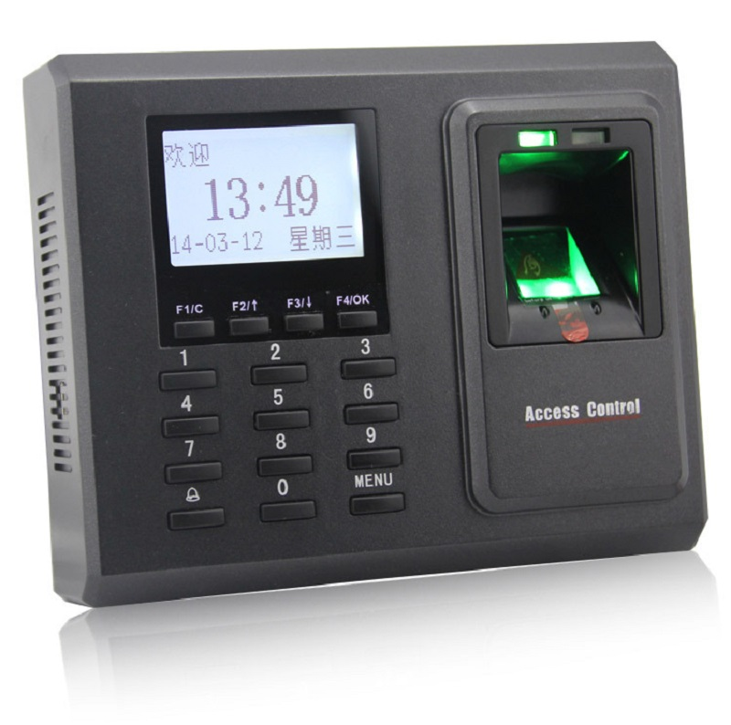 ZKTeco F2 TCP/IP 125Khz RFID Card(optional) & Fingerprint Access Control with Time Attendence Security System for Door плащ женский only цвет бежевый 15168898 размер l 46