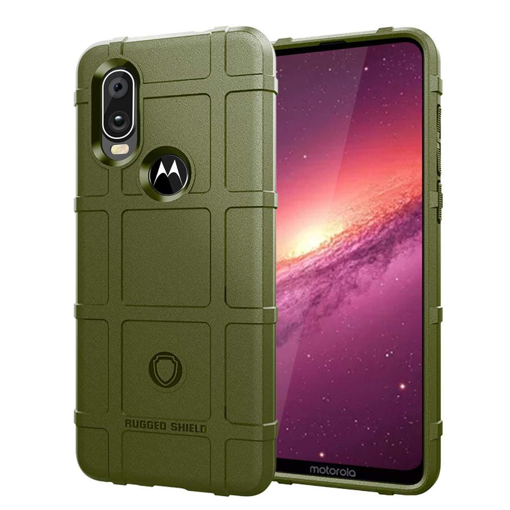 Image 3 - Conelz For Motorola One Vision Case TPU Case Cover Shockproof Amor Case Rugged Shiled Case