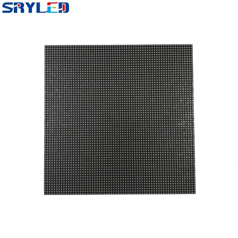 Indoor P2.5 Full Color RGB LED dot matrix module 160*160mm 64*64 pixels ...