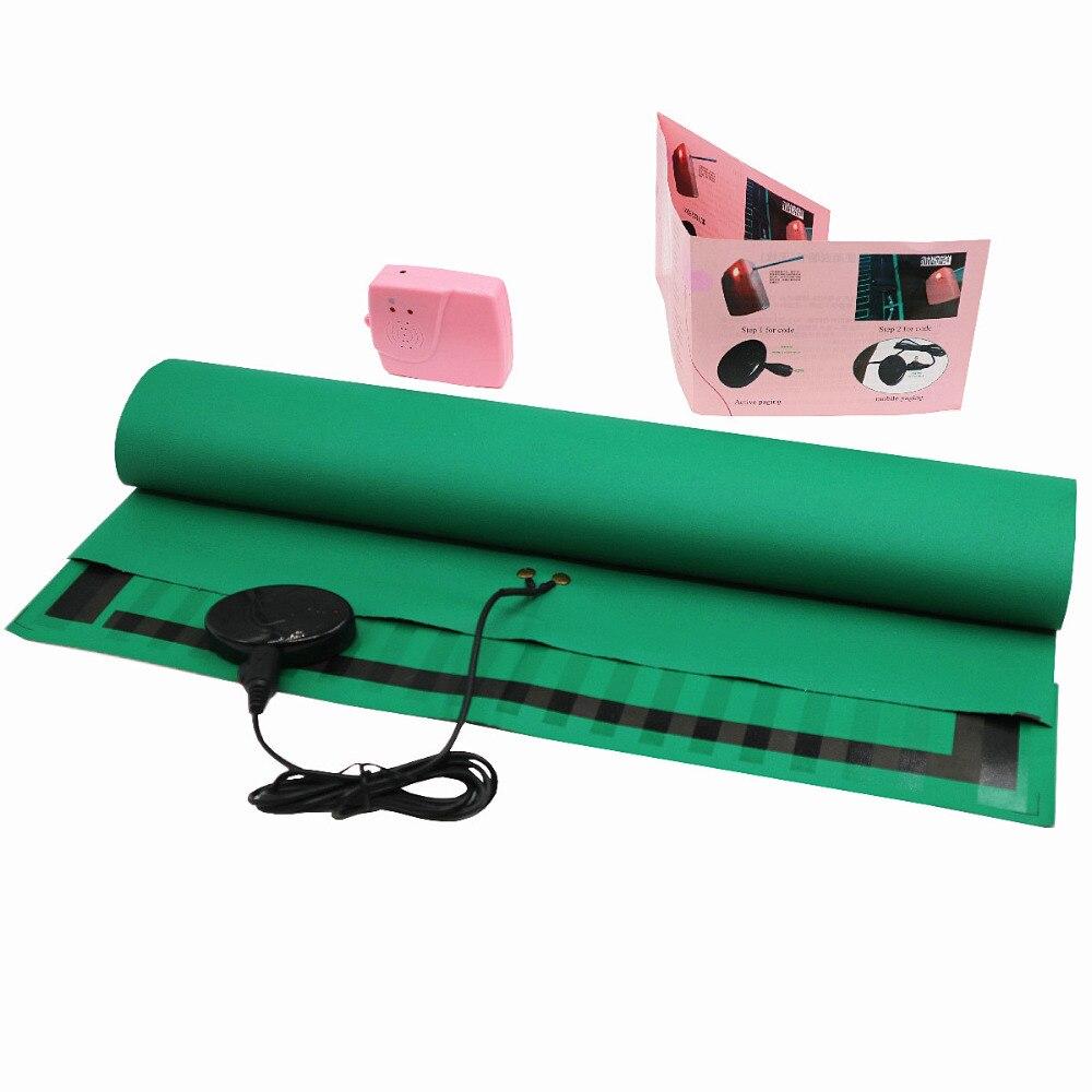 MoDo-roi KNB-02A5 lit humide rappel meilleur alarme pipi au lit l'énurésie traitement pour bébé garçons filles soins de santé