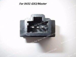 Image 2 - Original for LAUNCH X431 GX3 Maste for Honda  3 Pins OBDII Adaptor for Honda 3 OBD II Connector OBD II Connecter OBD2 Adapter