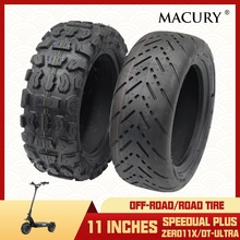 11 inch Pneumatic Tire 90/65 6.5 Inner Tube Inflatable Tyre for Electric Scooter Speedual Plus Zero 11x Dualtron Ultra Off Road