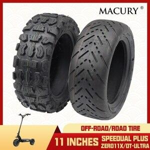 Image 1 - 11 zoll Pneumatische Reifen 90/65 6,5 Innenrohr Aufblasbare Reifen für Elektrische Roller Speedual Plus Null 11x Dualtron Ultra off Road