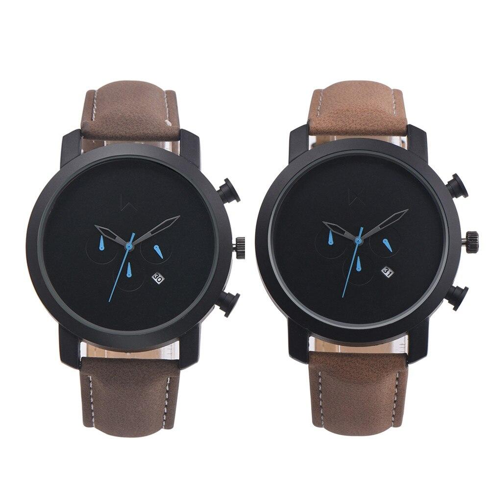 Retro dizaino laikrodis Kvarcinis mechanizmas Korpusas-Is lengvojo lydinio