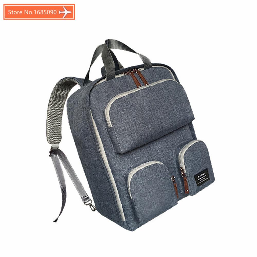 Diaper Bag Fashion Mummy Maternity Nappy Bag Large Capacity Baby Bag Travel Backpack Designer Nursing Bag 2018 New сорочка