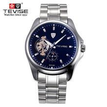 Mens Business Watches Top Brand Luxury Waterproof Tourbillon Watch Man Sapphire Mirror Sport Mechanical Wrist Watch