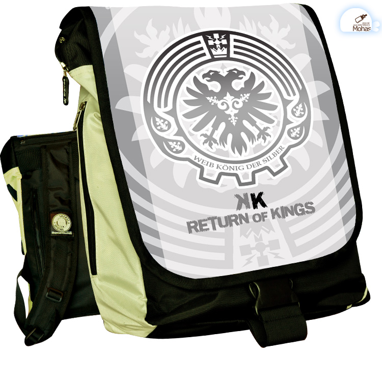 Anime K RETURN OF KINGS COSPLAY Casual fashion for men and womenComputer Backpack Student Bag Backpack anime seraph of the end cosplay yuichiro hyakuya casual fashion for men and womencomputer backpack student bag backpack