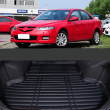 lsrtw2017 waterproof car trunk mat for mazda6 2002 2003 2004 2005 2006 2007 2008 2009 2010 2011 2012 2013 2014 2015 2016 2017 overe 1set car cargo rear trunk mat for ford focus hatchback 2005 2006 2007 2008 2009 2010 2011 waterproof anti slip accessories