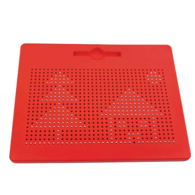 Tablero de dibujo Magnetpad 31 X 23 Cuentas de rejilla y Stylus 713 - Educación y entrenamiento - foto 5