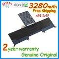 Original para acer Aspire S3 13.3 polegada AP11D4F Ultrabook Series ASS3 MS2346 S3-391-6407 AP11D3F baterias AKKU